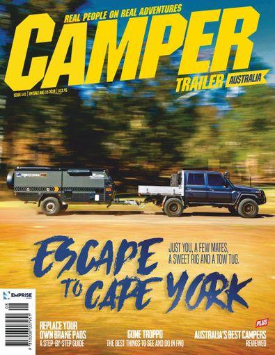 Camper Trailer Australia magazine subscription