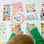 StickyBoo Stickers