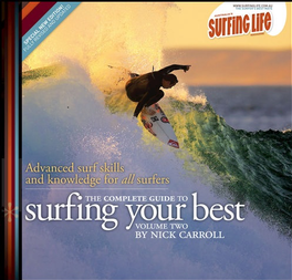 Complete Guide to Surfing Your Best magazine cover