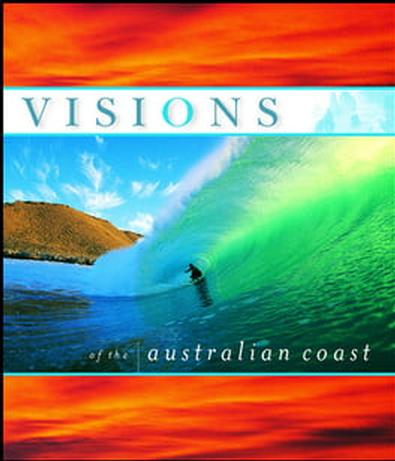 Visions of the Australian Coast magazine cover