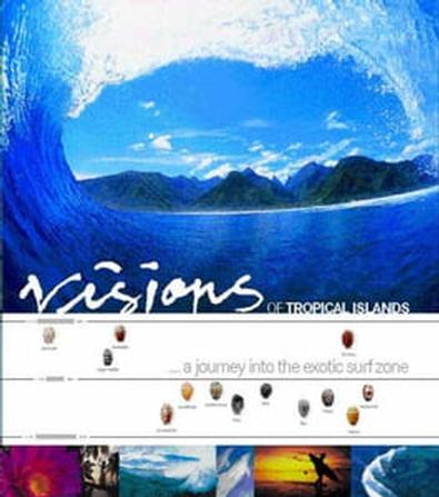 Visions of the Tropical Island magazine cover