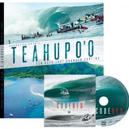 Teahupo'o - Ten Days That Changed Surfing cover