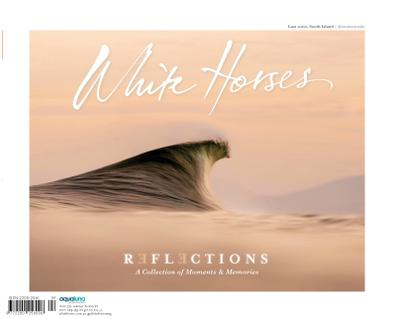 White Horses magazine cover