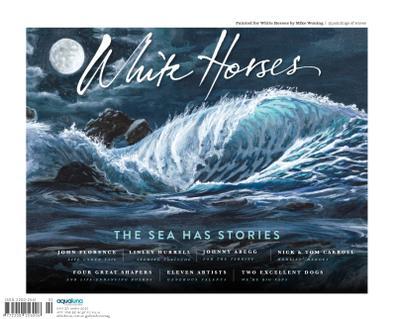 White Horses magazine cover