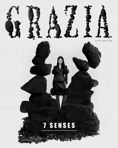 GRAZIA (Aust) magazine cover