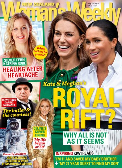 New Zealand Woman's Weekly (NZ) magazine cover