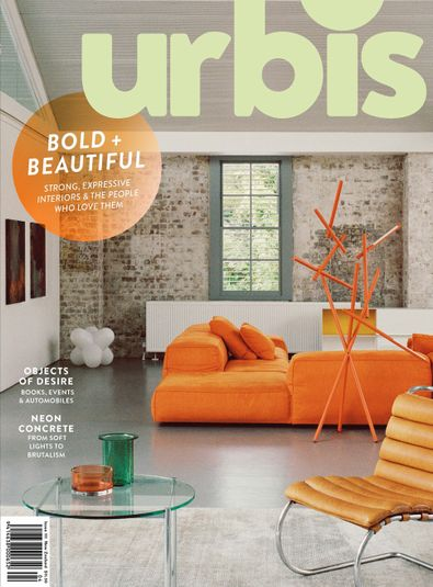 Urbis (NZ) magazine cover