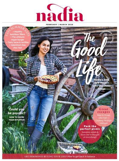 NADIA (NZ) magazine cover
