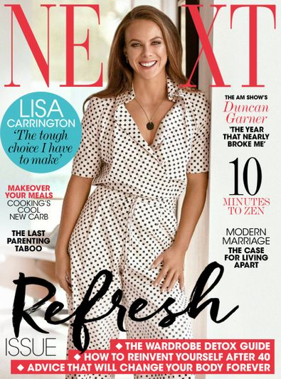 Next (NZ) magazine cover