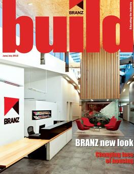 BUILD (NZ) magazine cover