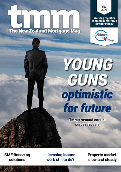 NZ Mortgage Magazine (NZ) cover