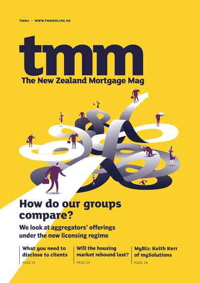 NZ Mortgage Magazine (NZ) cover