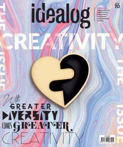 Idealog (NZ) magazine cover