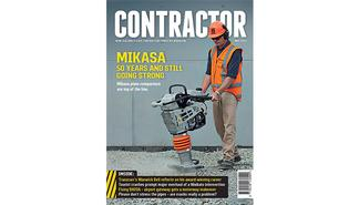 Contractor (NZ) magazine cover