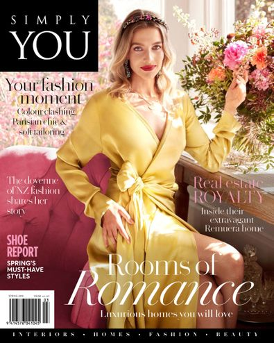Simply You (NZ) magazine cover