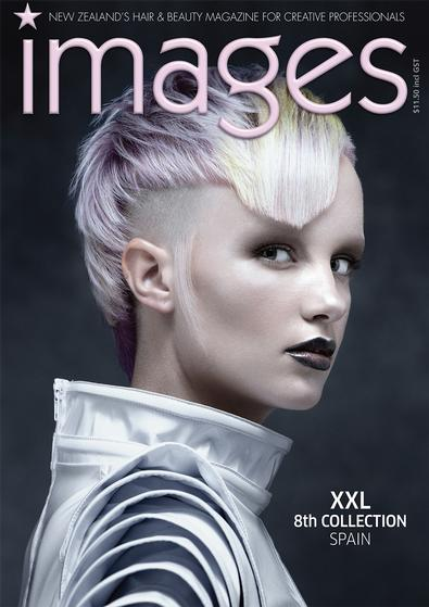 Images magazine (NZ) cover