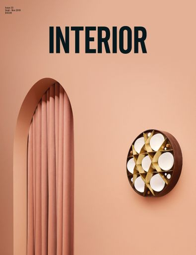 Interior (NZ) magazine cover