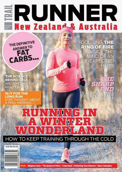 Trail Runner NZ & Aus (NZ) magazine cover