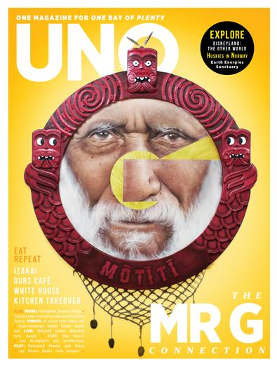 UNO Magazine (NZ) cover