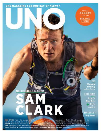 UNO Magazine (NZ) cover
