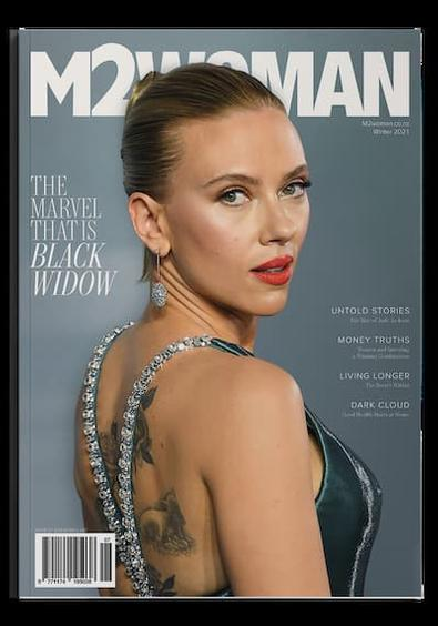 M2WOMAN (NZ) magazine cover