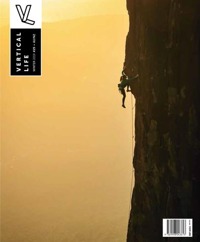 Vertical Life magazine cover