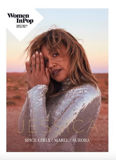 Women In Pop magazine cover