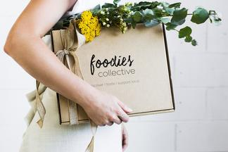 Foodies Collective Discovery Box cover
