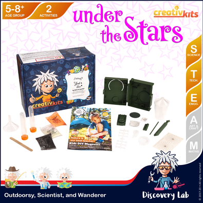 CreativKits for kids (2 STEM Activities/ month) cover