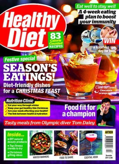 Healthy Diet (UK) magazine cover