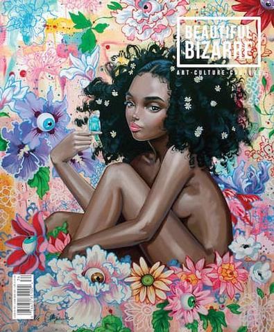 Beautiful Bizarre magazine cover