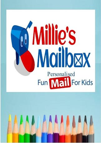 Millie's Mailbox - Personalised Fun Mail For Kids cover