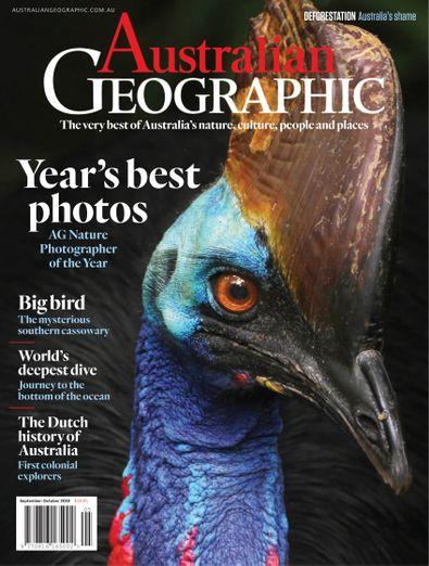 Australian Geographic magazine subscription