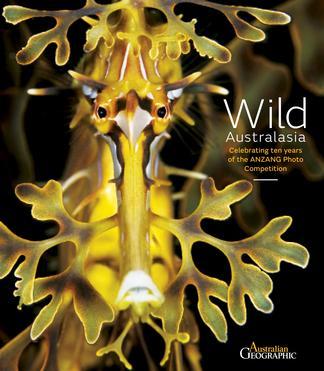 AG ANZANG Wild Australasia cover