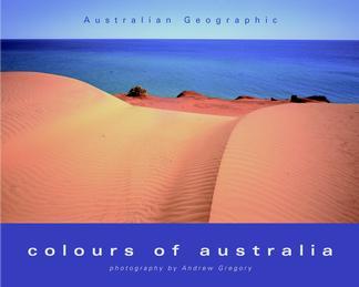 Colours of Australia cover