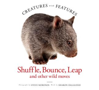 Creatures with Features - Shuffle Bounce & Leap cover