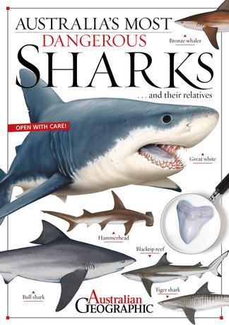 Australia's Most Dangerous Sharks Book cover