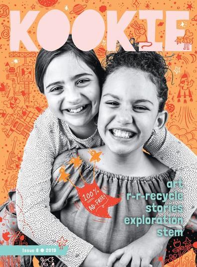 Kookie magazine cover