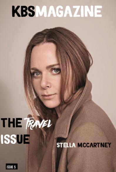 KBS Magazine cover