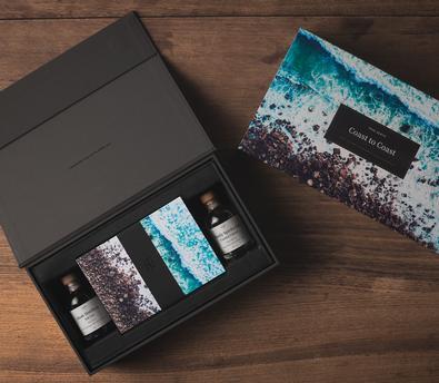Coast to Coast Gin Gift Kit cover