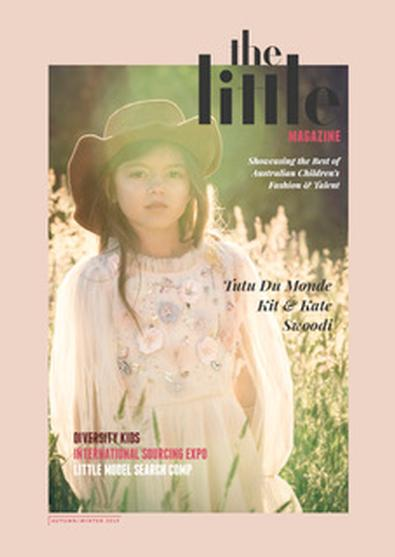 The Little Magazine cover