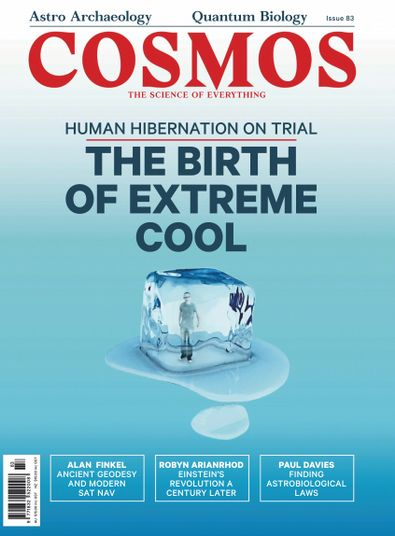 Cosmos Magazine - 12 Month Subscription   6000000014200   Booktopia