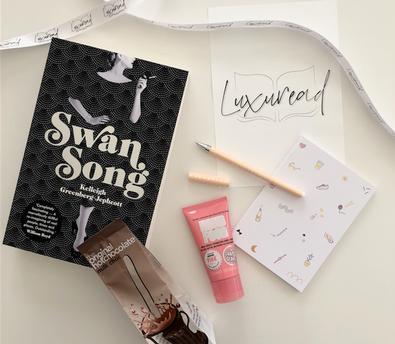 Luxuread Book Box cover