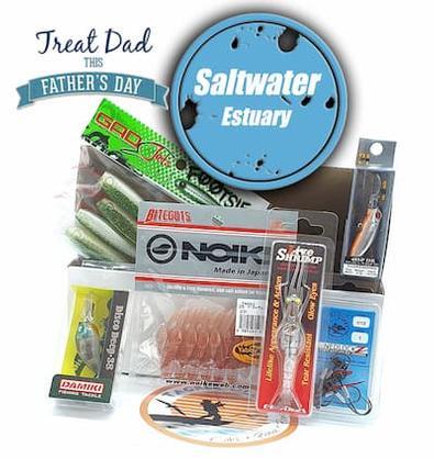 Tackle Club Estuary Fishing Box cover