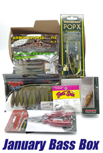 Tackle Club Bass & Yellowbelly Fishing Box alternate 2