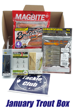 Tackle Club Freshwater Trout & Redfin Fishing Box alternate 2