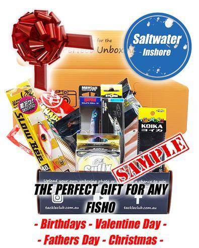 Tackle Club Inshore Fishing Box cover