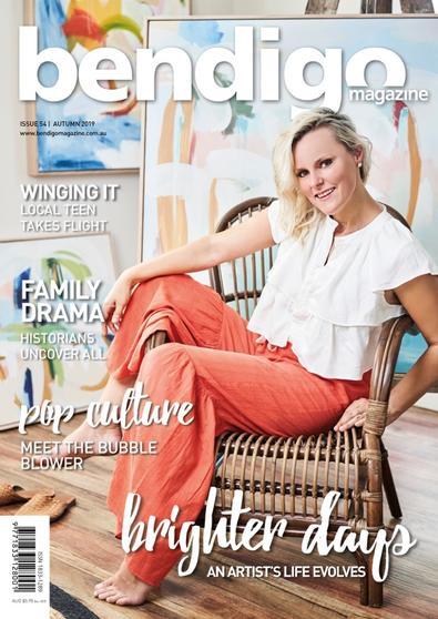 Bendigo Magazine cover