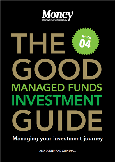 The Good Investment Guide, Managed Funds edition cover