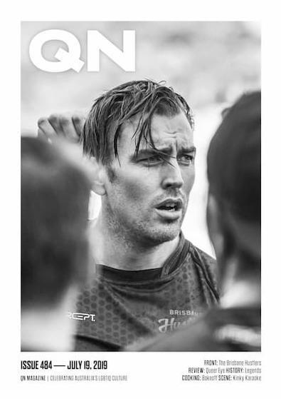 QN Magazine cover